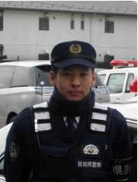 警視庁 鈴木 健太郎 さん